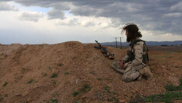 Quân đội Tự do Syria - Sputnik Việt Nam