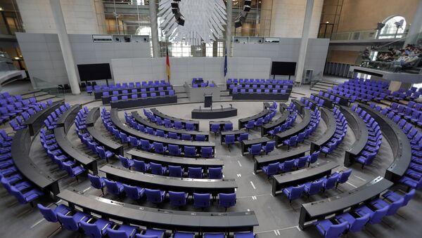 Bundestag - Sputnik Việt Nam