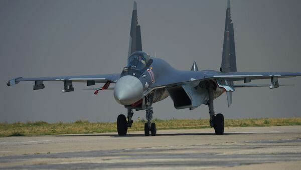 Su-35 - Sputnik Việt Nam