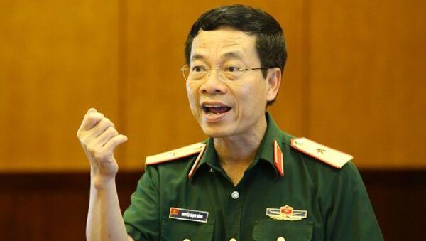 CEO Nguyễn Mạnh Hùng - Sputnik Việt Nam
