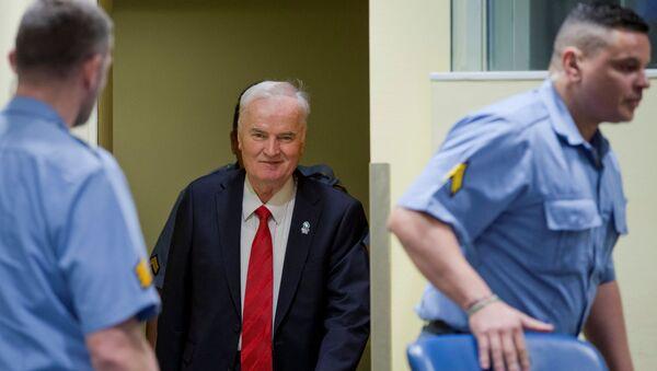 Toà án quốc tế về Nam Tư cũ tuyên án Ratko Mladic - Sputnik Việt Nam