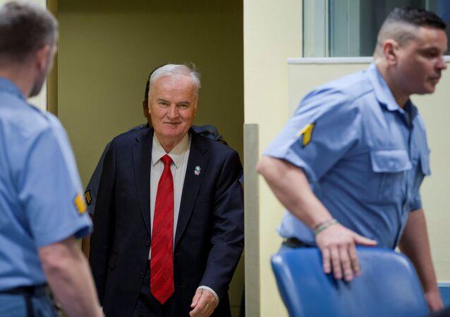 Toà án quốc tế về Nam Tư cũ tuyên án Ratko Mladic
