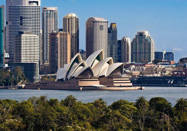 Úc, Sydney