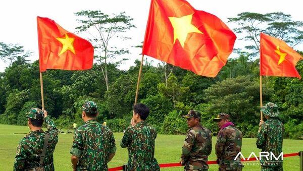 Việt Nam tại giải bắn súng quân đội ĐNA - Sputnik Việt Nam
