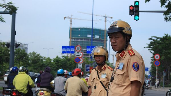 Có rất nhiều lỗi vi phạm mà người tham gia giao thông có thể bị CSGT tạm giữ xe - Sputnik Việt Nam
