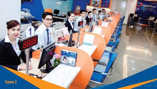DongA Bank - Sputnik Việt Nam