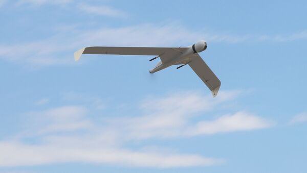 UAV Nga ZALA 421-16Е2 - Sputnik Việt Nam