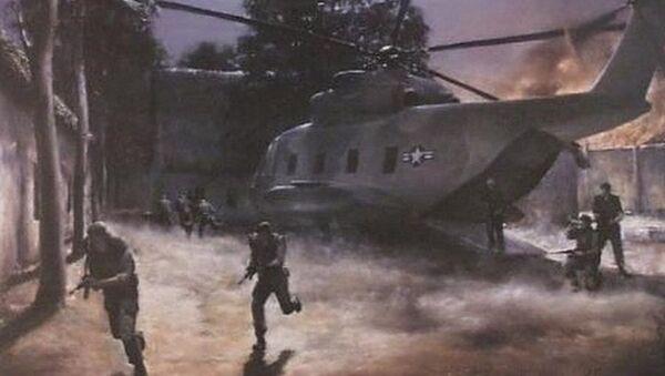Tập kích Sơn Tây: Chiến dịch huy động 10.000 lính của Mỹ đã thất bại như thế nào? - Sputnik Việt Nam