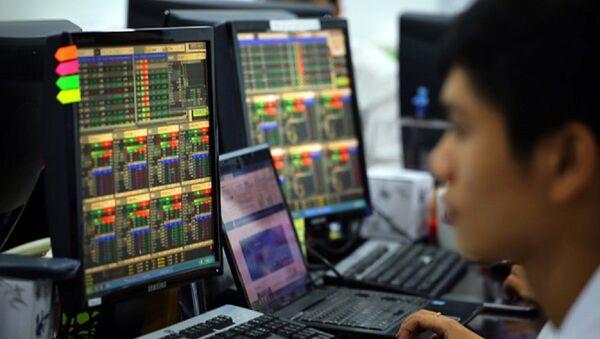 VN-Index tăng mạnh nhưng nhà đầu tư vẫn có thể bị thua lỗ - Sputnik Việt Nam