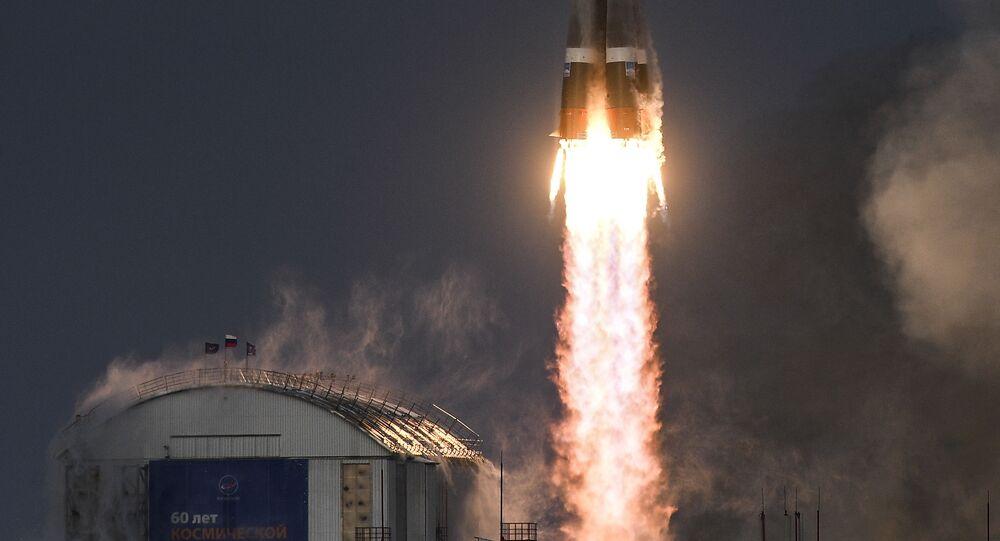 Vụ phóng tên lửa thứ hai đã diễn ra trên sân bay vũ trụ Vostochnyi