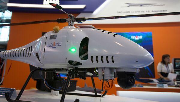 Trực thăng không người lái cỡ nhỏ Briz. - Sputnik Việt Nam