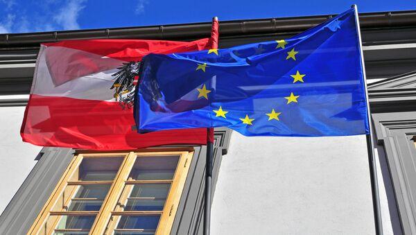 Quốc kỳ Ảo và EU - Sputnik Việt Nam