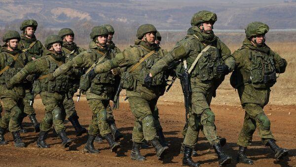 Quân đội Nga - Sputnik Việt Nam