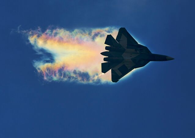 máy bay chiến đấu thế hệ thứ năm Su-57