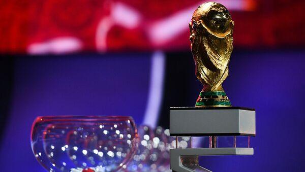 Bốc thăm World Cup 2018 - Sputnik Việt Nam