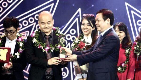 Monkey Junior là sản phẩm đạt giải nhất Nhân Tài Đất Việt 2016 và Sáng kiến toàn cầu. - Sputnik Việt Nam