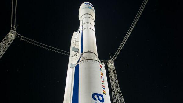 tên lửa Vega với vệ tinh Sentinel-2 - Sputnik Việt Nam