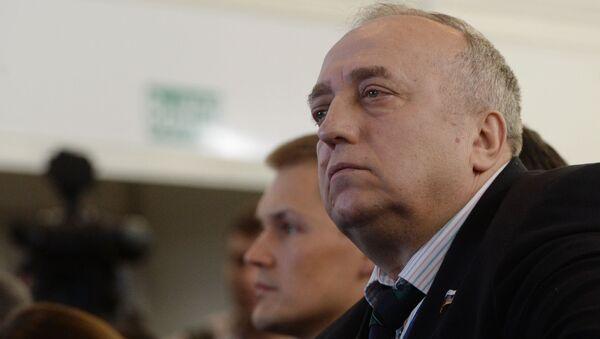 Phó chủ tịch Ủy ban quốc phòng và an ninh của Hội đồng Liên bang Franz Klintsevich - Sputnik Việt Nam