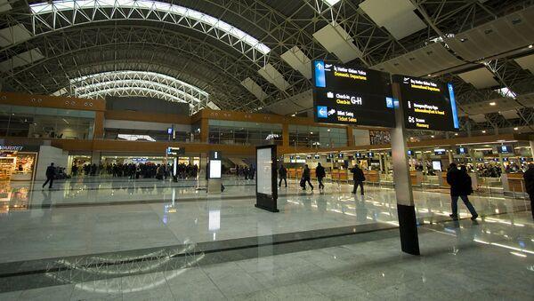 Sân bay ở Istanbul, Thổ Nhĩ Kỳ - Sputnik Việt Nam