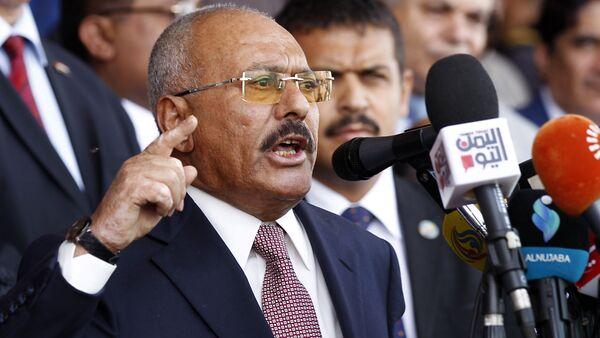 Ali Abdullah Saleh - Sputnik Việt Nam