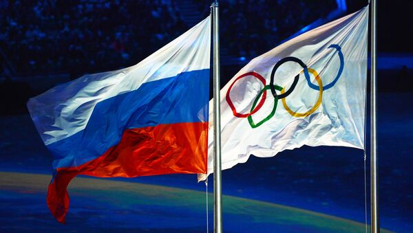 Thế vận hội - Sputnik Việt Nam
