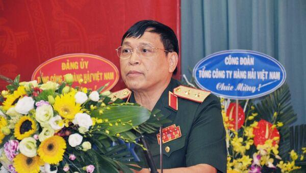 Trung tướng Nguyễn Song Phi - Sputnik Việt Nam