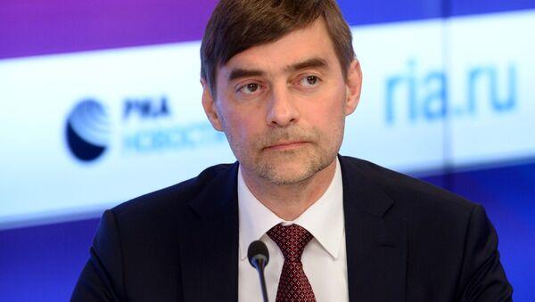 Sergei Zheleznyak - Sputnik Việt Nam