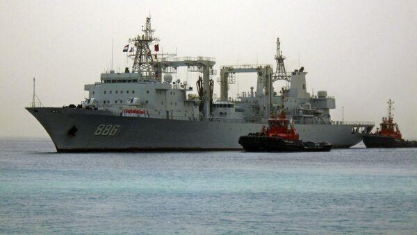 tàu chiến Trung Quốc - Sputnik Việt Nam
