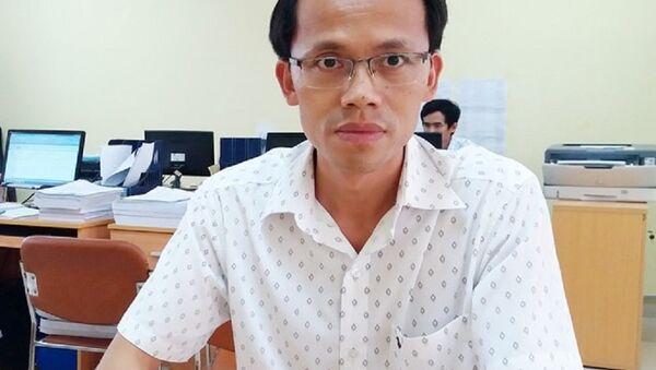 Nguyễn Phú Hiệp, Giám đốc Cty TNHH Đầu tư Quốc lộ 1 Tiền Giang. - Sputnik Việt Nam