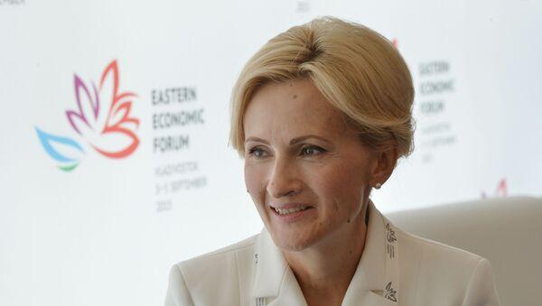 Phó Chủ tịch Duma Quốc gia Nga Irina Yarovaya - Sputnik Việt Nam