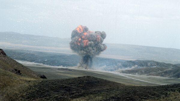 Tiêu hủy tên lửa. Thực hiện Hiệp ước về loại bỏ tên lửa tầm trung và tầm gần (INF). - Sputnik Việt Nam