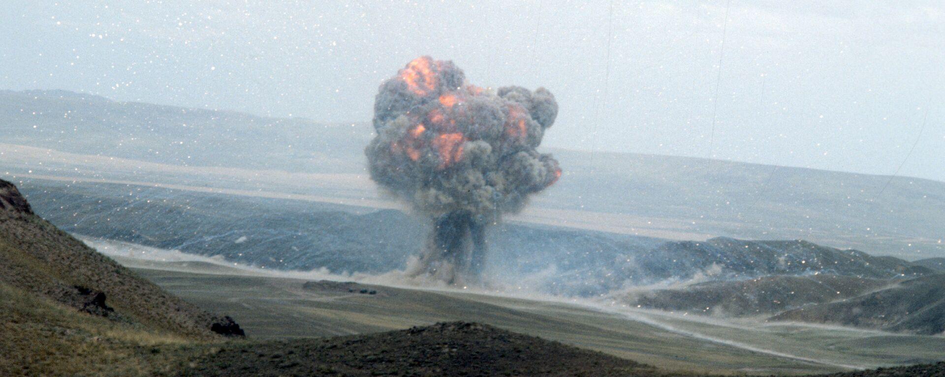Tiêu hủy tên lửa. Thực hiện Hiệp ước về loại bỏ tên lửa tầm trung và tầm gần (INF). - Sputnik Việt Nam, 1920, 10.02.2019