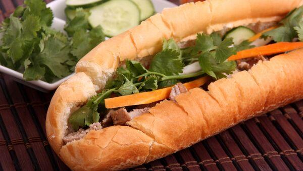 Bánh mì Việt Nam - Sputnik Việt Nam