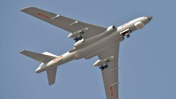 Máy bay ném bom Trung Quốc Xian H-6 - Sputnik Việt Nam