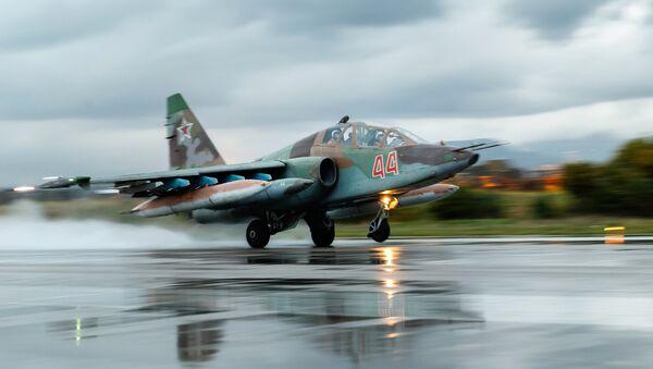 Su-25 của VKS Nga - Sputnik Việt Nam