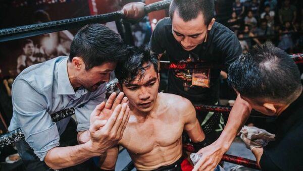 Johnny Tri Nguyen - Sputnik Việt Nam