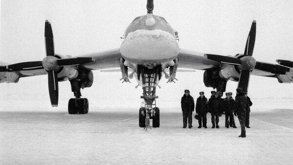Chiếc Tu-95 của Liên Xô - Sputnik Việt Nam