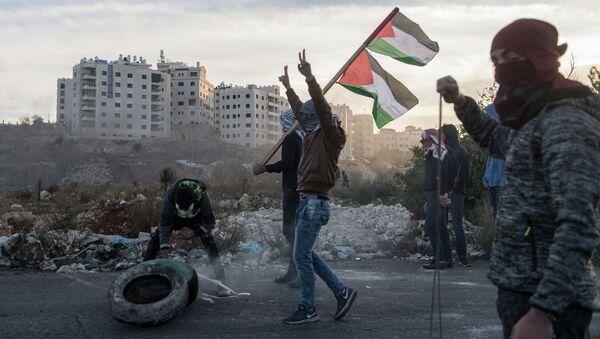 Tình hình trên biên giới Palestine và Israel - Sputnik Việt Nam