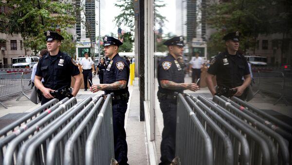 Cảnh sát New York - Sputnik Việt Nam