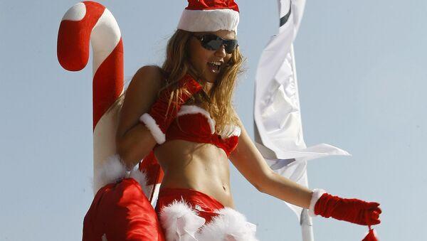 Người mẫu tại show thời trang ở Byblos, Lebanon - Sputnik Việt Nam