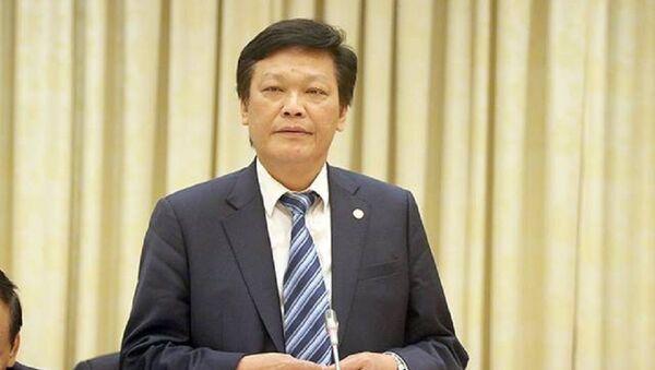 Thứ trưởng Bộ Nội vụ Nguyễn Duy Thăng - Sputnik Việt Nam