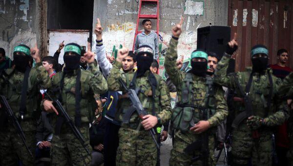 Hamas - Sputnik Việt Nam