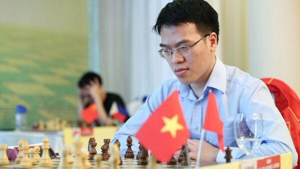 Kỳ thủ Lê Quang Liêm - Sputnik Việt Nam