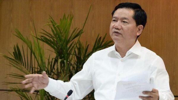 Ông Đinh La Thăng - Sputnik Việt Nam