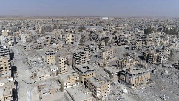 Raqqa, Syria - Sputnik Việt Nam