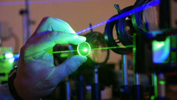 Tia laser - Sputnik Việt Nam