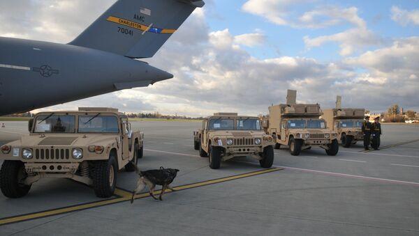 Lực lượng Vũ trang Ukraina đã nhận được các trạm radar của Hoa Kỳ - Sputnik Việt Nam