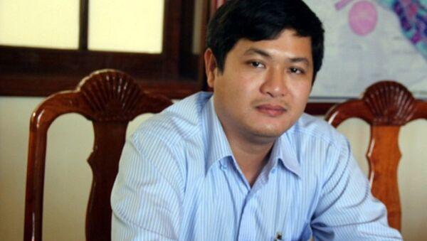 Ông Lê Phước Hoài Bảo - Sputnik Việt Nam