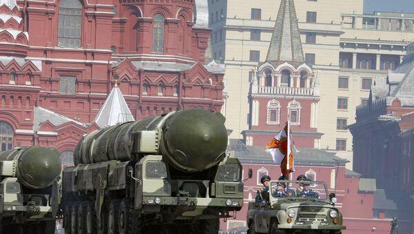 Hệ thống tên lửa Topol - Sputnik Việt Nam