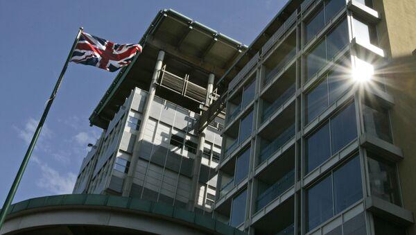 Đại sứ quán Anh tại Matxcơva - Sputnik Việt Nam